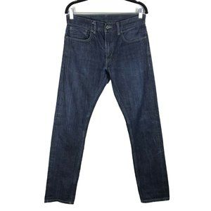Levis Mens 511 Skinny Selvedge Edition Jeans 32